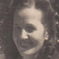 Margaret  Lou Watson Hicks