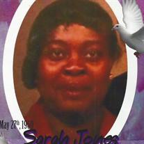 Mrs. Sarah  Jones