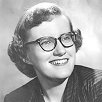Mrs. Mavis S. Skalle