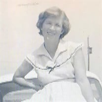 Barbara Ellise Ford