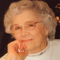 Mrs. Belva Christine Berkley