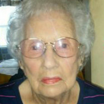 Ida Mae Shaw Parrish