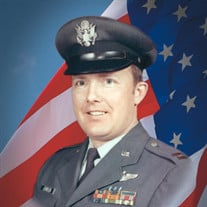 "Major Richard ""Dick"" Johnson (Ret. USAF)"