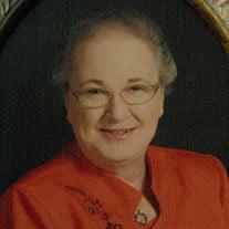 Martha Jean Hamrick
