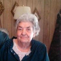 Mrs. Dorothy Jane Mills Rasberry