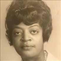 Bettye Jean Barnes