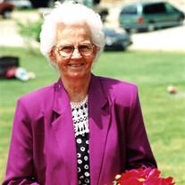 Eva Gladys Lough