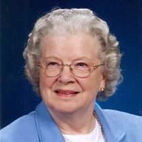 Mrs. Mary Eloise DeMaris
