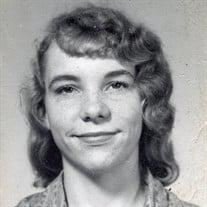 Carolyn Sue Brown