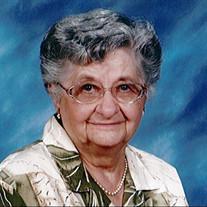 Dorothy Mae Lowman Crawford