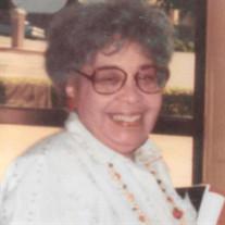 Mrs. Mary Evelyn Hood