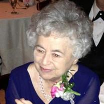 Shirley Mae Clegg
