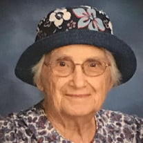 Katherine Mary Garst