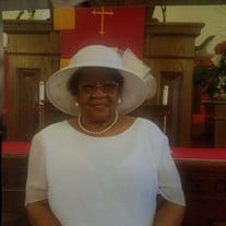 Mrs Evelyn Stallings