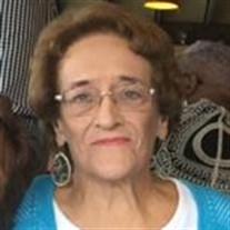 Bertha A. Strachan