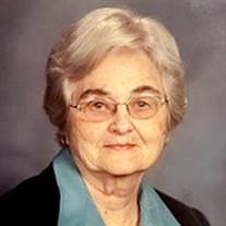 Mrs. Lois Ruth Dreier