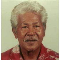 Ricardo Subuc Ibale Sr.