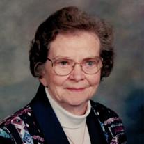 Thelma Gladys Harstine
