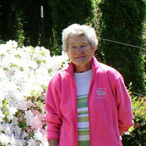 Bernice Wilma Brandt