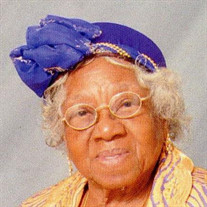 Mildred Lyndell Williams