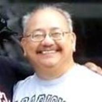 """Manuel Aparicio Jr. """"Manny"""""""