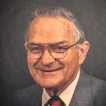 Reverend Allan Byron Barnes Jr.