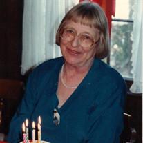 Mrs. Eloise Morris Backof