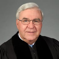 Retired Chief Justice P. Harris Hines