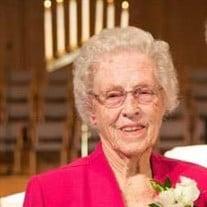 Mrs. Genevieve Pace Burke