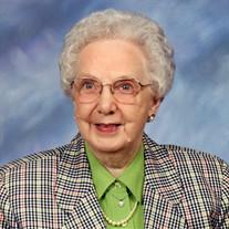 Mrs.  Doris  McWhorter Allgood