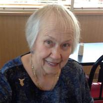 Clara Jean Schupbach