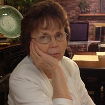 Mrs. Marjorie Marie Swain-Cornwell