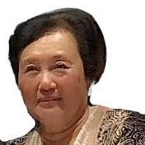 Ms  Huizhen Liang