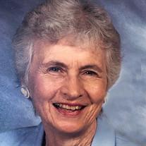 Patricia Mae Livesey
