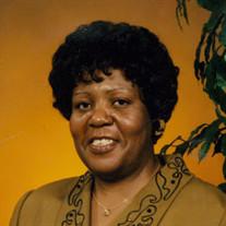 Mrs. Anita Louise Warren