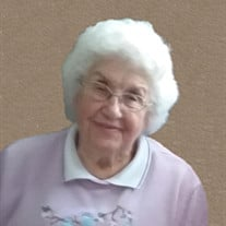 Marjorie Ladwene Thomsen