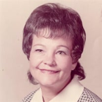 Mrs Evelyn Ruth Henderson