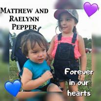 Raelynn Faith Pepper
