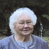 Dorothy Johnson Mitchell of Henderson