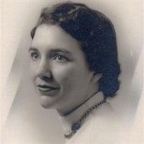 Mrs. Margaret Sue Ramey Queen