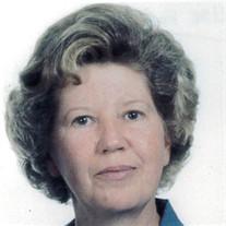 Agnes Geraldine Gossett