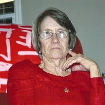 Ernestine Rabon Jordan