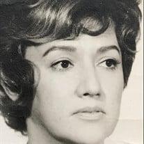Gloria Elisa Zamarripa Backlund