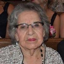 """Maria """"Mary"""" Sisneros Sena"""