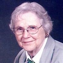 Marian Lee Johnson