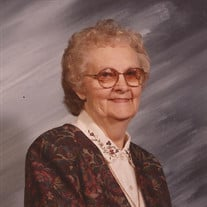 Bertha Irene Williams