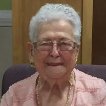 Mrs. Mary Shrum Stone