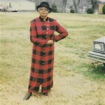 Mildred Lucille Cunningham
