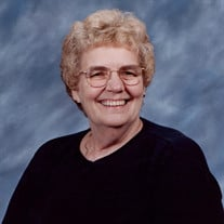 Florence Catherine (Tanis) Kramer