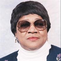 Mrs. Lizzie Pearl Echols